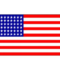 48 Stars Flags
