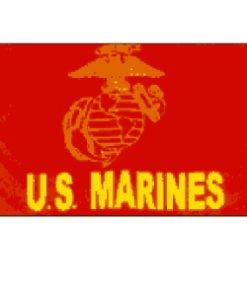 US Marine (New) Flag