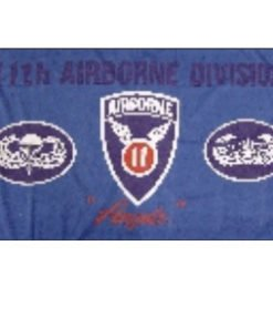 11th Airborne Flag
