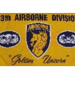13th Airborne Division Flag
