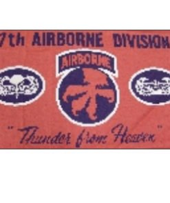 17th Airborne Division Flag 3'x 5'