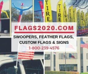 feather flags custom